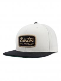 Brixton Jolt Cap (off white/black)