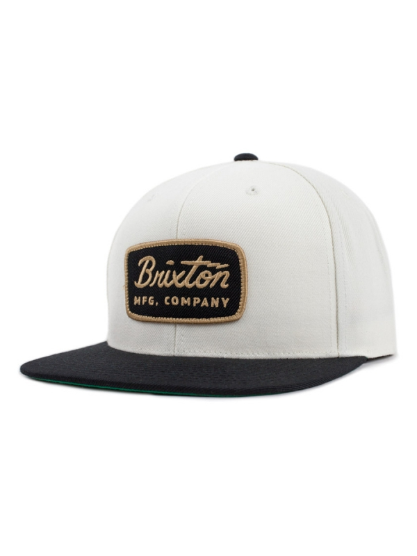 Brixton Jolt Cap (off white/black)