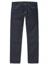 Carhartt WIP Klondike Pant (blue rinsed/stretch)