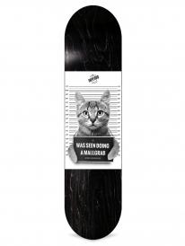 Inpeddo Mallgrab Cat Deck 8.125 Inch (black)