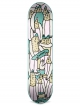 Inpeddo Lousy Lucas Deck 8.0 Inch (turquoise)