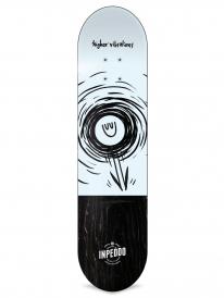 Inpeddo Higher Vibrations Deck 8.125 Inch (black)