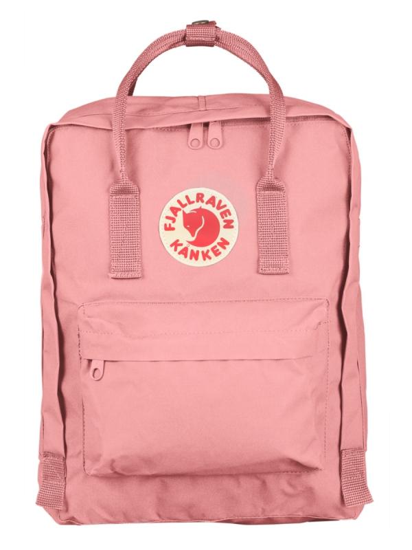 Fjällräven Kanken Rucksack (pink)