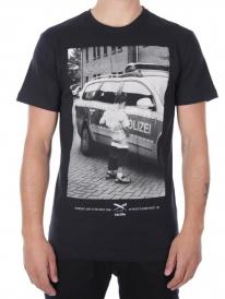 Iriedaily Pissizei T-Shirt (black)