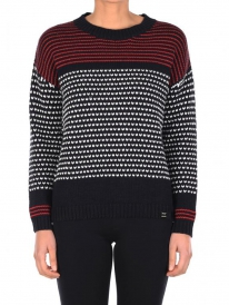 Iriedaily Cape Knit Strick Sweater (black)
