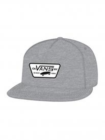 Vans Full Patch Kids Cap (heather grey)