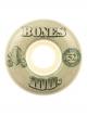 Bones Wheels 100s OG Rollen white 100a (versch. Größen) 4er Satz