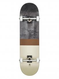 Globe Half Dip 2 Komplett Skateboard 8.375 Inch (black/tabacco)