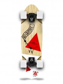 Inpeddo Triangle Minicruiser (wood)