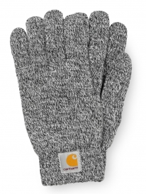 Carhartt WIP Scott Gloves (black/wax)