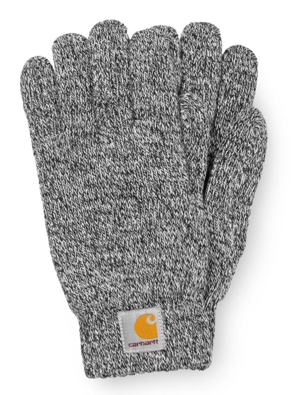 Carhartt WIP Scott Handschuhe (black/wax)