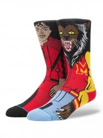 Stance Michael Jackson Socken (red)