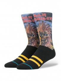 Stance Iron Maiden Socken (black)