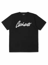 Carhartt Stray T-Shirt (dark navy/wax)