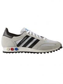 Adidas LA Trainer OG (vintage white/core black/clear brown)