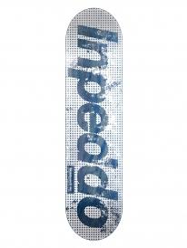Inpeddo Dots Logo Deck 7.75 Inch (blue)