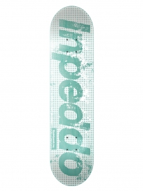 Inpeddo Dots Logo Deck 8.0 Inch (turquoise)