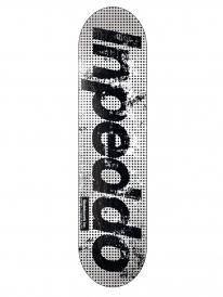 Inpeddo Dots Logo Deck 8.125 Inch (black)