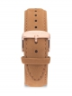 Kapten & Son Suede Leather Strap Cognac (braun)