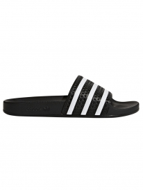 Adidas Adilette Slipper (core black/white/core black)