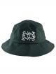 Schichtwechsel Scribble Logo Bucket Hat (black)