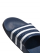 Adidas Adilette Slipper (adiblue/white/adiblue)