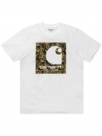 Carhartt Collage T-Shirt (white)