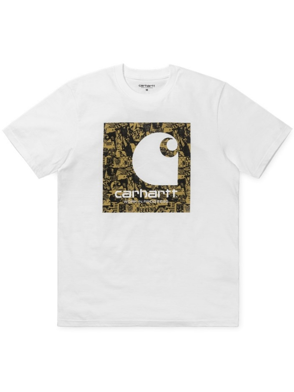 Carhartt Collage T-Shirt (white)
