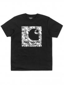 Carhartt Collage T-Shirt (black)