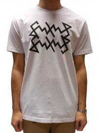 Schichtwechsel Scribble T-Shirt (white)