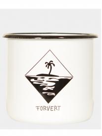 Forvert Palmtree Tasse (white)