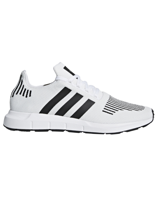 Adidas Swift Run (white/core black/grey heather)