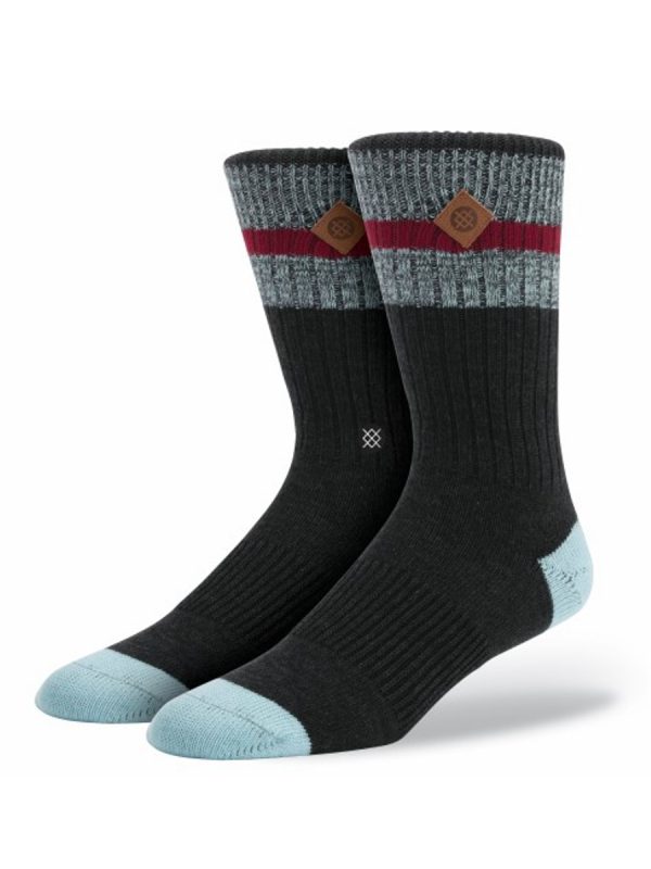 Stance Sequoia Boot Socken (black)