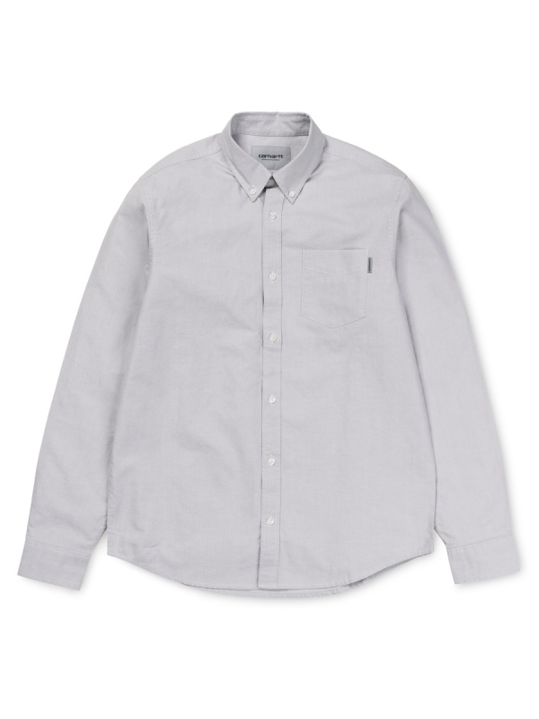 Carhartt WIP Button Down Pocket Hemd (dust)