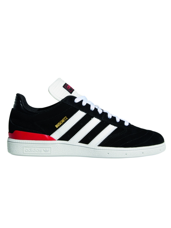 Adidas Busenitz Pro (core black/white/scarlet)