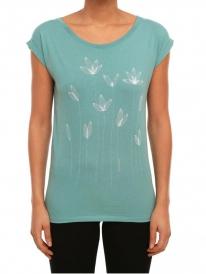 Iriedaily La Fleur T-Shirt (beryl green)
