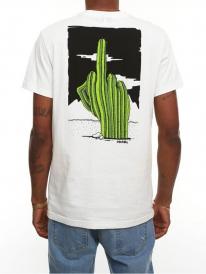 Iriedaily WTFucktus T-Shirt (white)