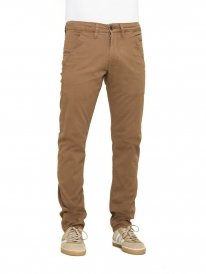 Reell Flex Tapered Chino Hose (brown)