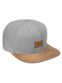 Reell Suede Cap (light heather grey)
