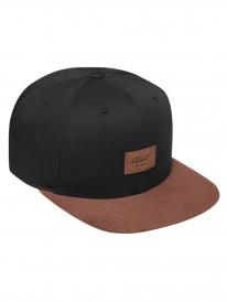 Reell Suede Cap (black suede)