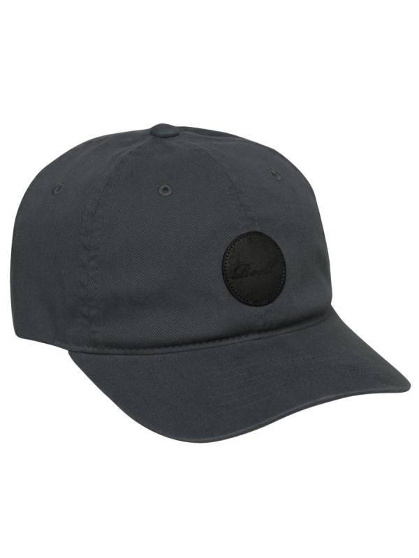 Reell Curved Flexfit Cap (black)