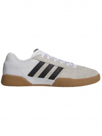 Adidas City Cup (white/core black/gum4)