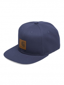 Carhartt Logo Cap (stone blue)