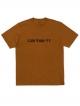 Carhartt WIP Script T-Shirt (hamilton brown/black)