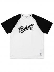 Carhartt Craft Script T-Shirt (white/black/black)