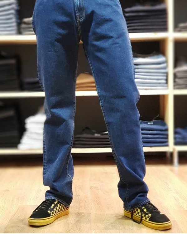 Carhartt WIP Pontiac Pant (blue stone washed)