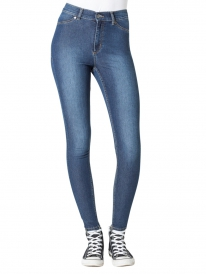 Cheap Monday High Spray Jeans (dim blue)