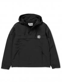 Carhartt W Nimbus Pullover Sommer Windbreaker (black)