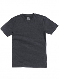 Cleptomanicx Ligull Regular T-Shirt (heather black)