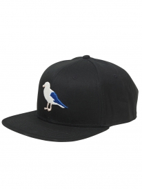 Cleptomanicx Gull 2 Cap (black)